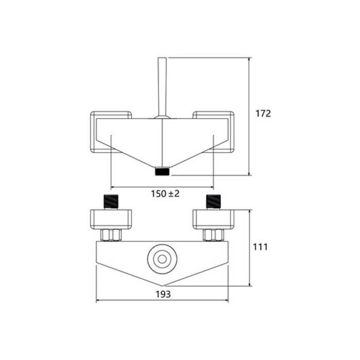 شیر توالت شودر مشخصات مدل تیفانی