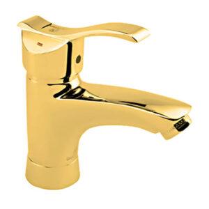 شیر روشویی قهرمان آبشار رویال طلایی