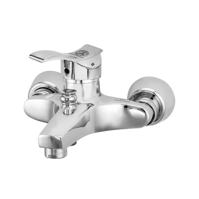 شیر حمام قهرمان مدل آبشار 1