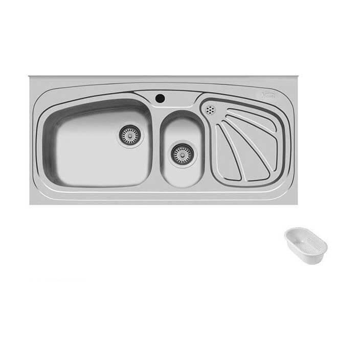 سینک اخوان مدل 59 روکار 2