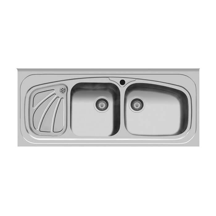 سینک اخوان مدل 60 روکار