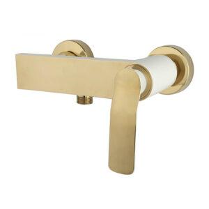 شیر توالت راسان ویولت سفید طلا