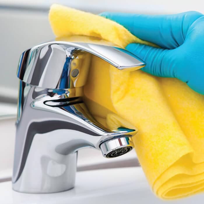 شیر آلات را چطور تمیز کنیم