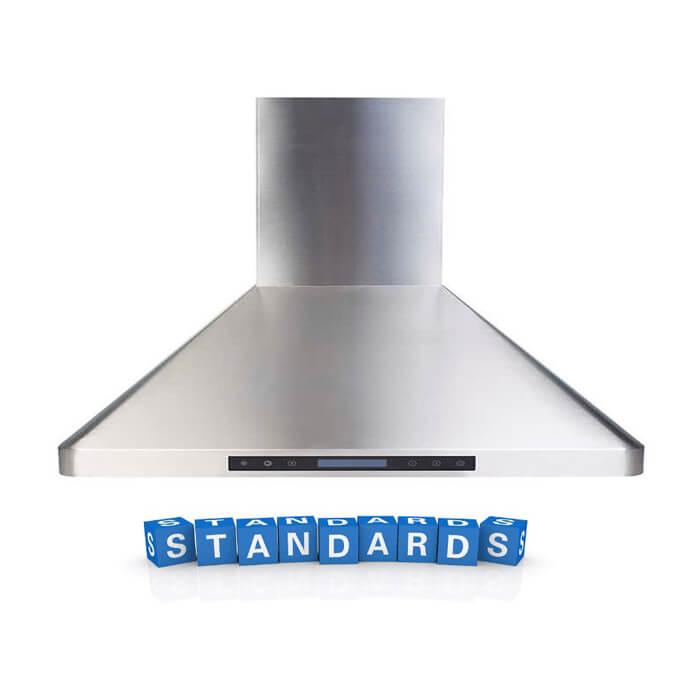 استاندارد هود آشپزخانه
