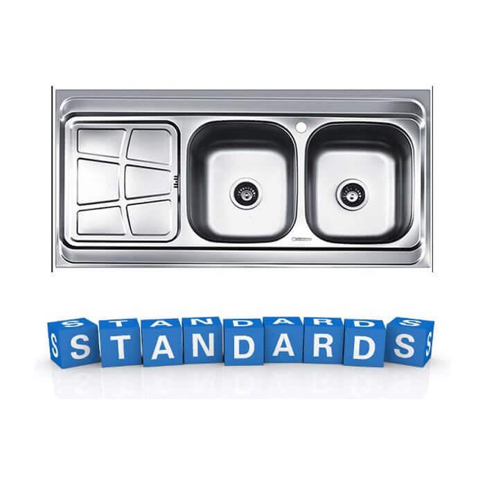 استاندارد سینک